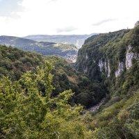 каньон Окаце, Грузия, Кутаиси :: Лариса Батурова