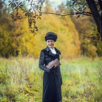 Осенний променад :: Виктор Седов