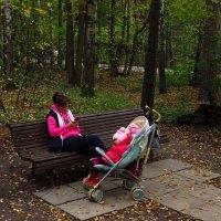 Осенний сон :: Андрей Лукьянов