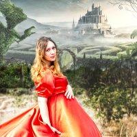 Сбежавшая Принцесса :: людмила
