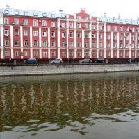 осенняя Москва :: tgtyjdrf