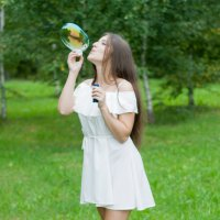 Мыльный пузырь :: Руслан Веселов