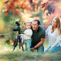 портрет семьи фотографа :: Света Солнцева