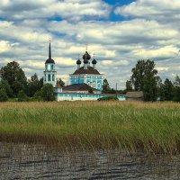 Введенская церковь :: Глеб Баринов