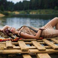 Индейские истории :: Alice Lain