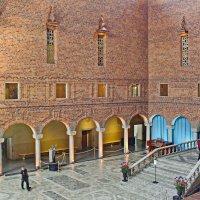 Стокгольмская ратуша. Голубой зал :: Олег Попков
