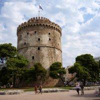 Белая башня - символ города Салоники. :: Нелли Семенкина