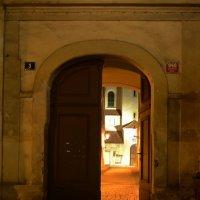Дверь в другой мир :: Николай Рогаткин