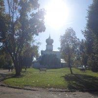 Церквушка :: BoxerMak Mak