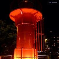 Очарование ночного Гамбурга (серия) Свет маяка :: Nina Yudicheva