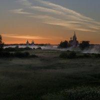 Рассвет в Дунилово. :: Анатолий 71