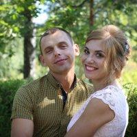 счастливы вместе :: Yana Odintsova