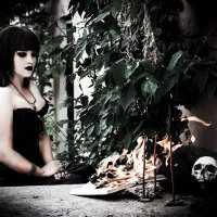 Ритуал :: Татьяна Зайцева