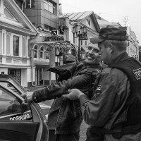 Противостояние :: Saloed Sidorov-Kassil