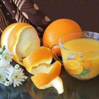Апельсиновый сок :: Татьяна Смоляниченко
