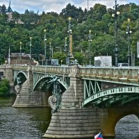 Чехов мост в Праге :: Елена