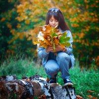 осень :: Михаил Останин