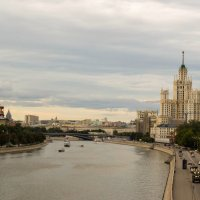 Москва :: Julia Tyagunova