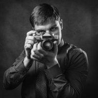 Автопортрет :: Андрей Степуленко