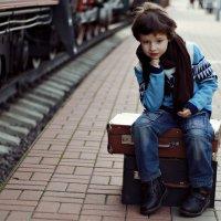 "Фотопроект: ""Ожидание"" :: Vikkki Borodinova"