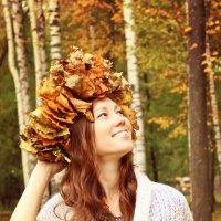 Мисс Осень :: Регина Сихаева