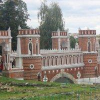 Царицыно осенью :: Виталий  Селиванов