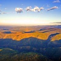 Старейшие горы на планете. :: Дмитрий ВЛАСОВ