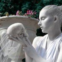 Статуя :: Евгения Осипова