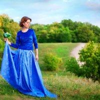 Осенняя прогулка :: Мадина Скоморохова