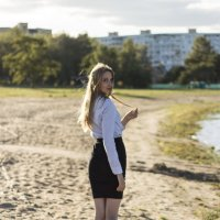 Александра :: Alexandra Starichyonok