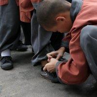 Про шнурки... :: Лара Лаби
