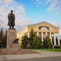 Йошкар-Ола :: Сергей Тагиров