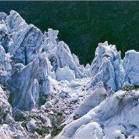 Ледник в горах :: Lmark