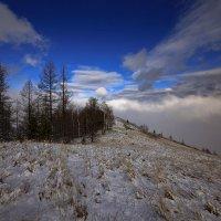 На горы взор, пусть неутомимым будет 8 :: Сергей Жуков