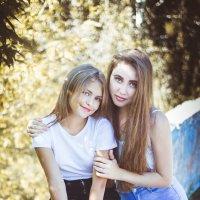 Подруги :: Татьяна Зайцева