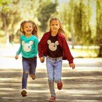 Детство,детство ты куда бежишь.... :: Кристина Kottia