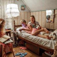 Мне опять всё не понятно, осознанье в белых пятнах :: Ирина Данилова