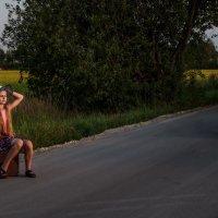 Я уже далеко.... :: Ирина Данилова