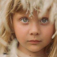 Детский портрет :: Юлия Мухина