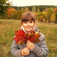 Осенние портреты :: Оксана Кошелева