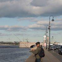 Ловись рыбка... :: Евгения Чередниченко