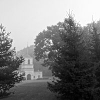 Утренний город туманом окутан... :: Fededuard Винтанюк
