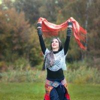 Вслед за ветром :: Наталья Верхотурова