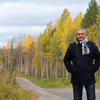 Я и осень золотая!) :: Михаил Поскотинов
