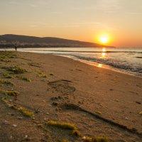 Восход на Черном море :: Юля Колосова