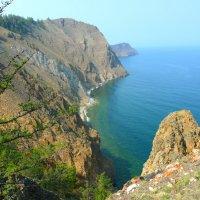 Южный берег Ольхона, Байкал :: Юрий Белоусов