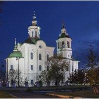 Ишим. Храм в честь Богоявления Господня :: Александр Максимов