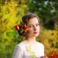 Мисс осень :: Мадина Скоморохова