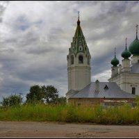 Церковь Михаила Архангела в Михайловском :: Дмитрий Анцыферов