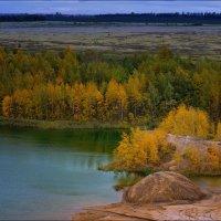Разводила Осень краски на опушке :: Alex Urbo